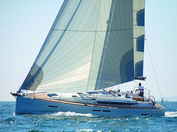 alquiler Sun Odyssey 449 Ibiza
